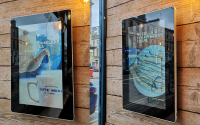 Digital Vs Printed Signage